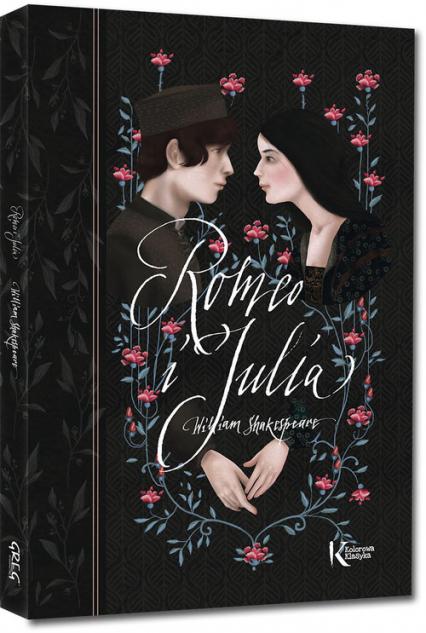 Romeo i Julia - William Szekspir | okładka