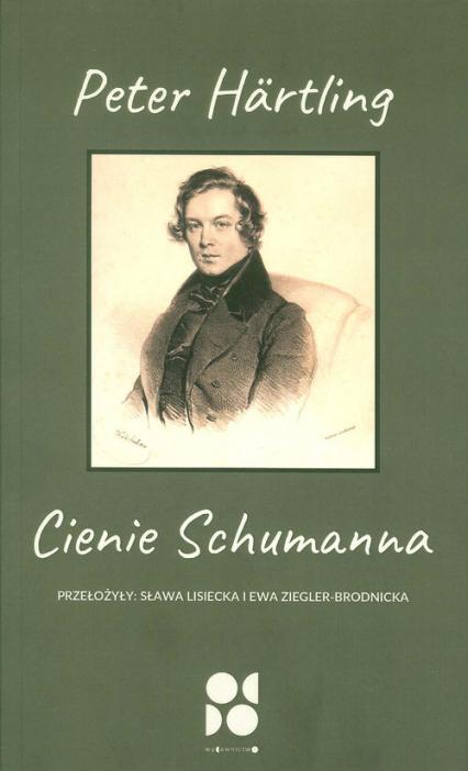 Cienie Schumanna - Peter Hartling | okładka