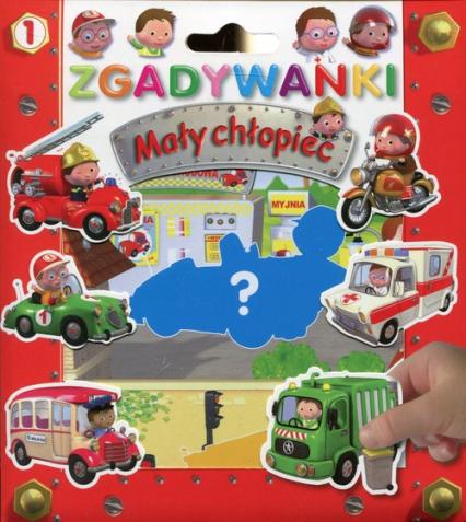 Zgadywanki 1 Mały chłopiec -    okładka