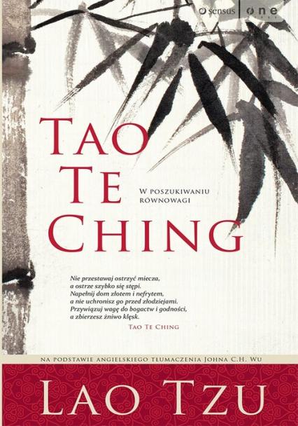 Tao Te Ching - Tzu Lao   okładka