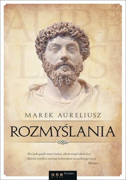Rozmyślania - Aureliusz Marek | okładka
