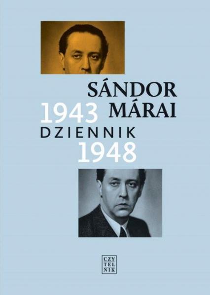 Dziennik 1943-1948 - Sandor Marai | okładka