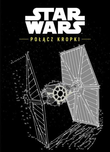 Star Wars Połącz kropki -    okładka