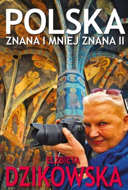 Polska znana i mniej znana II - Elżbieta Dzikowska | okładka