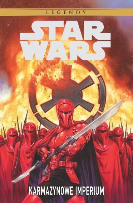 Star Wars Karmazynowe Imperium -  | okładka