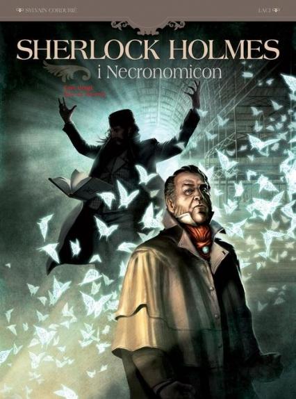 Sherlock Holmes i Necronomicon Tom 2 Noc nad światem -  | okładka