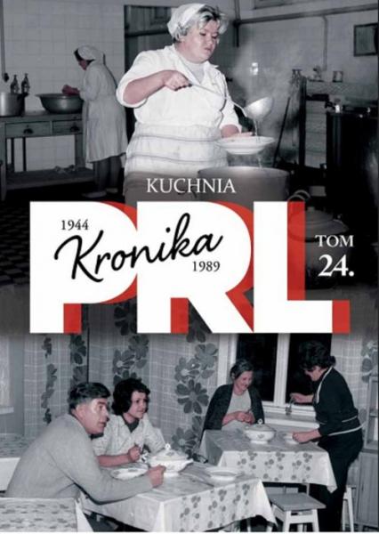 PRL w kuchni - Iwona Kienzler | okładka