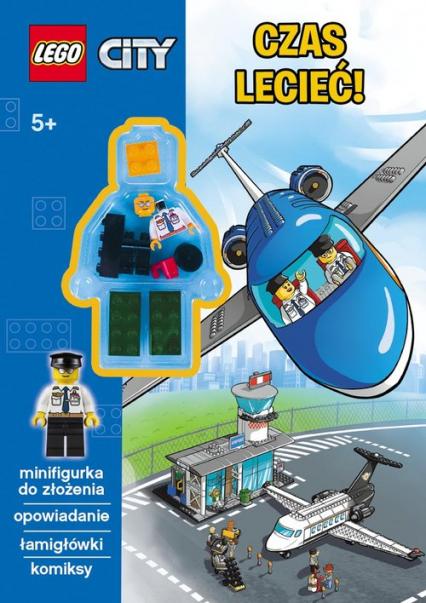 Lego City Czas lecieć! -  | okładka