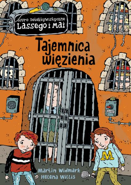 Tajemnica więzienia - Martin Widmark | okładka