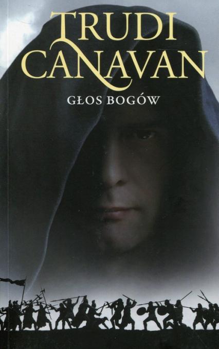 Głos Bogów Era Pięciorga 3 - Trudi Canavan | okładka