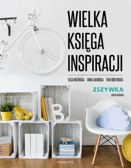 Wielka księga inspiracji - Ewa Rokitnicka | okładka