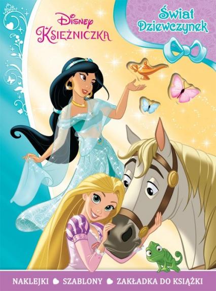 Księżniczka Świat dziewczynek -  | okładka