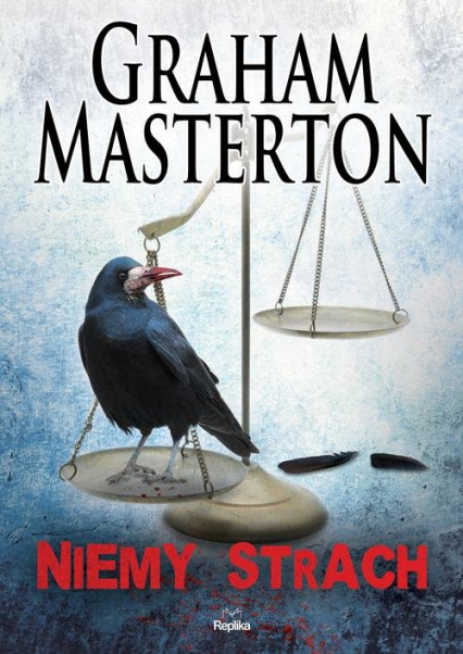 Niemy strach - Graham Masterton | okładka