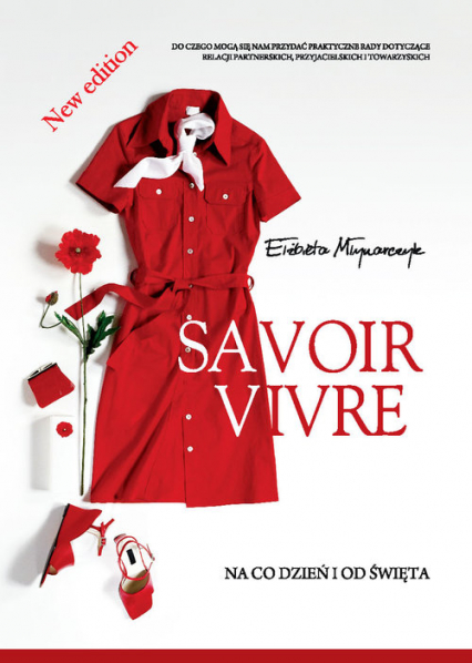 Savoir vivre na co dzień i od święta - Elżbieta Młynarczyk | okładka