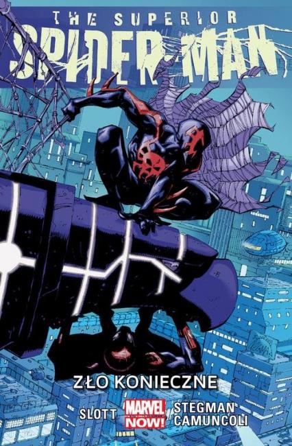 The Superior Spider-Man: Zło konieczne Tom 5 - Dan Slott | okładka
