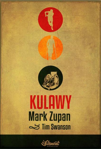 Kulawy - Mark Zupan | okładka
