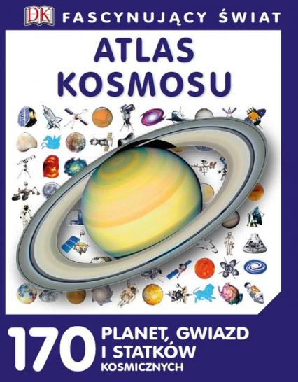 Fascynujący świat Atlas kosmosu -    okładka