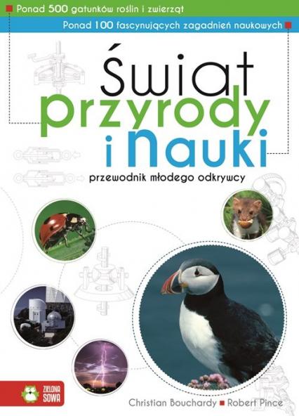 Świat przyrody i nauki Przewodnik młodego odkrywcy -  | okładka