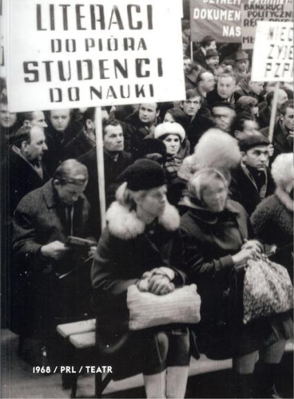 1968/PRL/Teatr - zbiorowa Praca | okładka