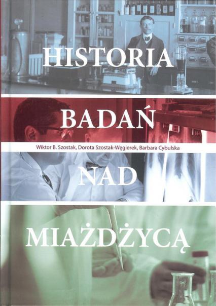 Historia badań nad miażdżycą -  | okładka