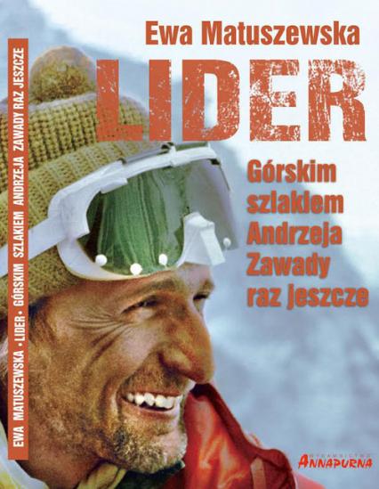 Lider Górskim szlakiem A. Zawady - Ewa Matuszewska | okładka