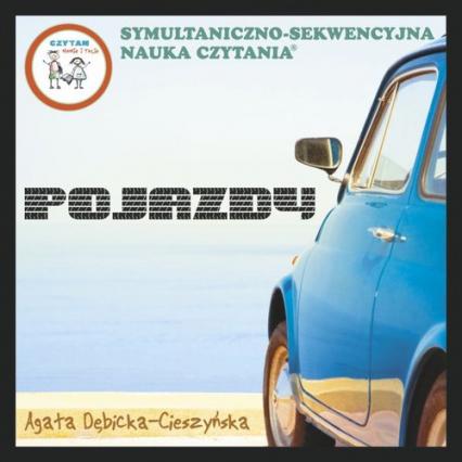 Pojazdy - Agata Dębicka-Cieszyńska | okładka