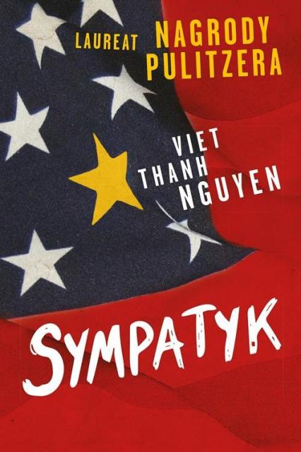 Sympatyk - Nguyen Viet Thanh | okładka