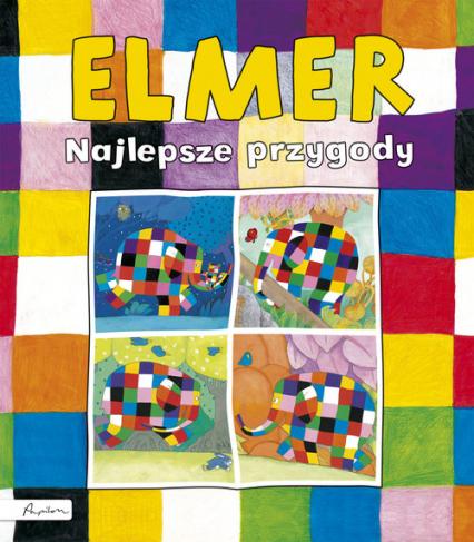 Elmer Najlepsze przygody - David McKee | okładka