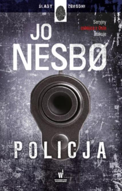 Policja - Jo Nesbo | okładka