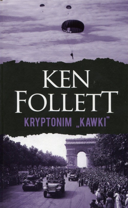 Kryptonim Kawki - Ken Follett | okładka