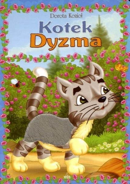 Kotek Dyzma - Dorota Kozioł | okładka
