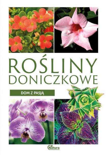 Dom z pasją. Rośliny doniczkowe - Krzysztof Ulanowski | okładka