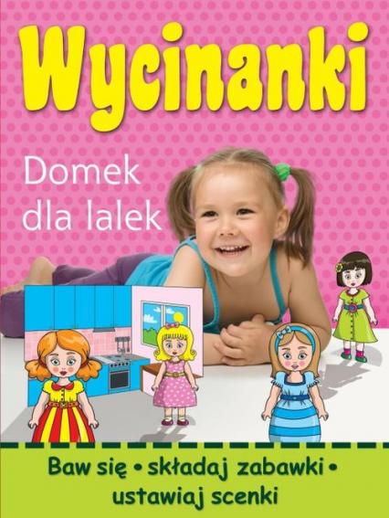 Wycinanki Domek dla lalek - Wojciech Górski | okładka