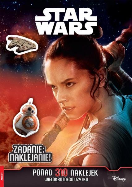 Star Wars Zadanie naklejanie -  | okładka