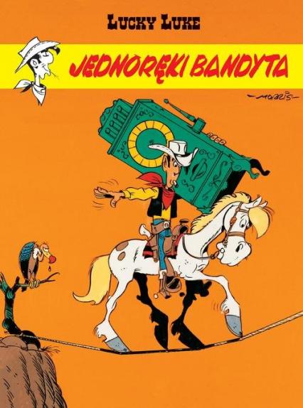 Lucky Luke Jednoręki bandyta -  | okładka
