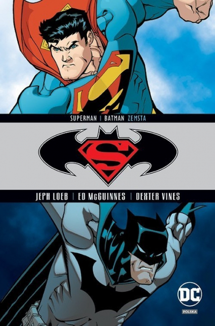 Superman / Batman Tom 4 Zemsta - Ed McGuinnes | okładka