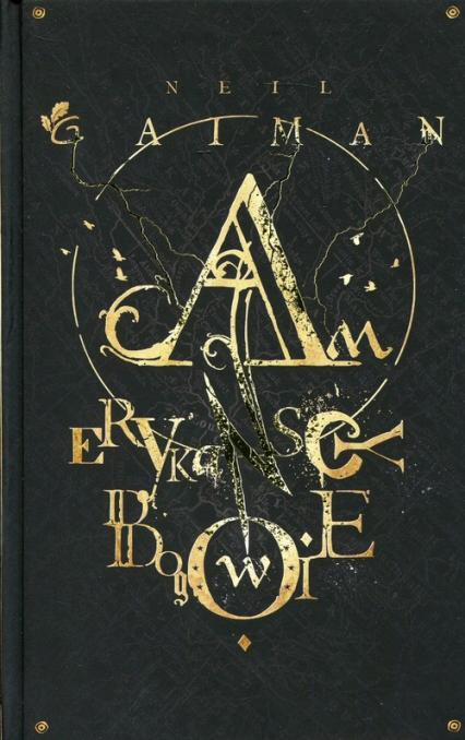 Amerykańscy bogowie - Neil Gaiman | okładka