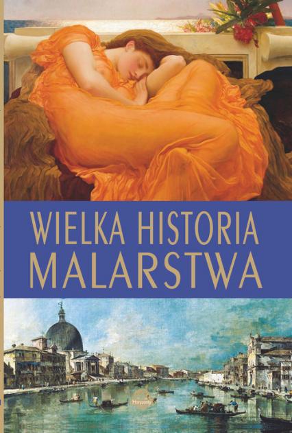 Wielka historia malarstwa - Luba Ristujczina   okładka