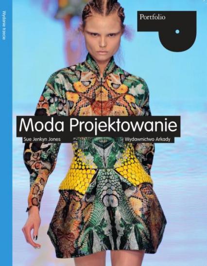 Moda Projektowanie - Jones Sue Jenkyn   okładka
