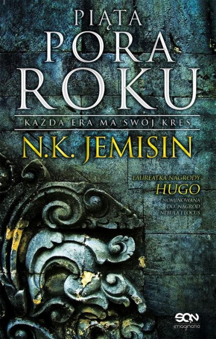 Piąta pora roku - N.K. Jemisin | okładka