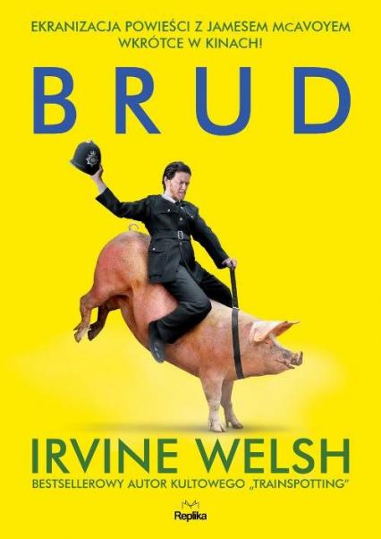 Brud - Irvine Welsh | okładka