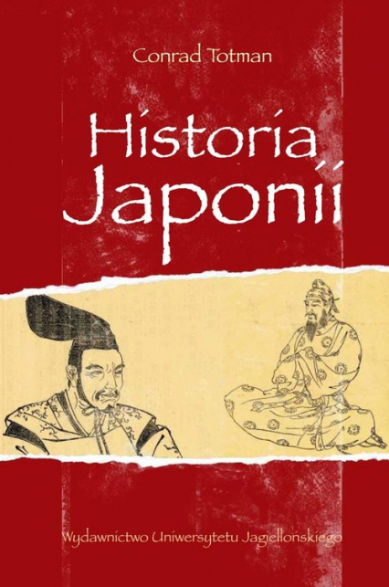 Historia Japonii - Conrad Totman | okładka