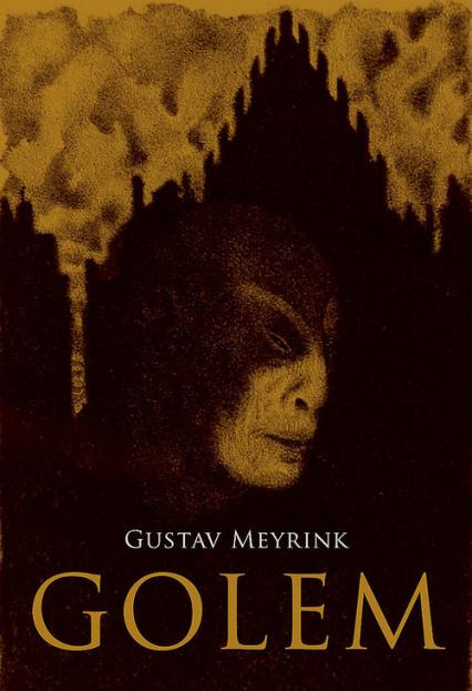 Golem - Gustav Meyrink   okładka