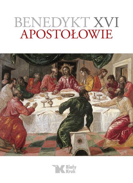 Apostołowie - XVI Benedykt | okładka
