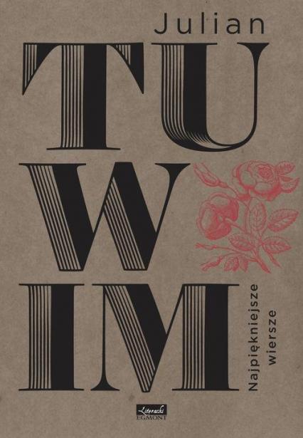 Najpiękniejsze wiersze - Julian Tuwim | okładka