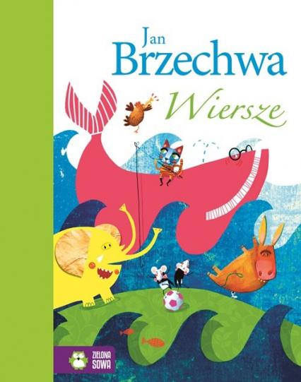 Wiersze - Jan Brzechwa | okładka