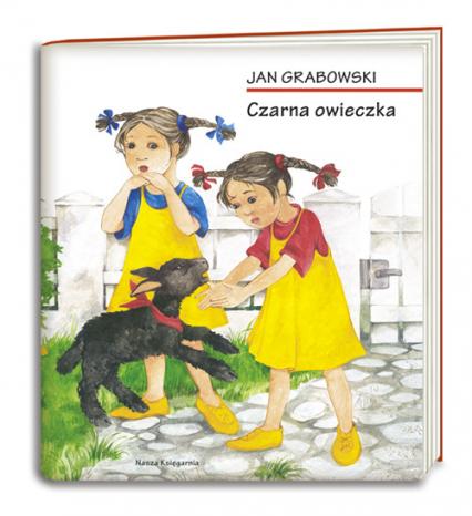 Czarna owieczka - Jan Grabowski | okładka