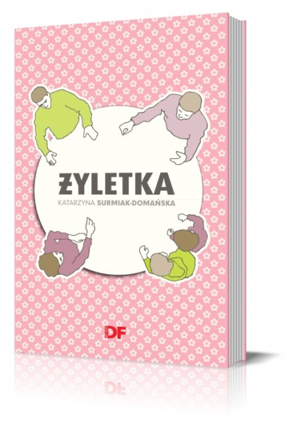 Żyletka J0539-RPK - Katarzyna Surmiak-Domańska | okładka