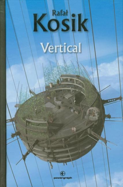 Vertical - Rafał Kosik | okładka