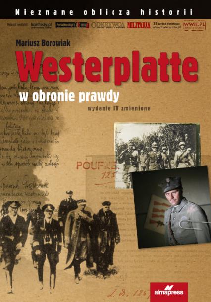 Westerplatte W obronie prawdy - Mariusz Borowiak | okładka